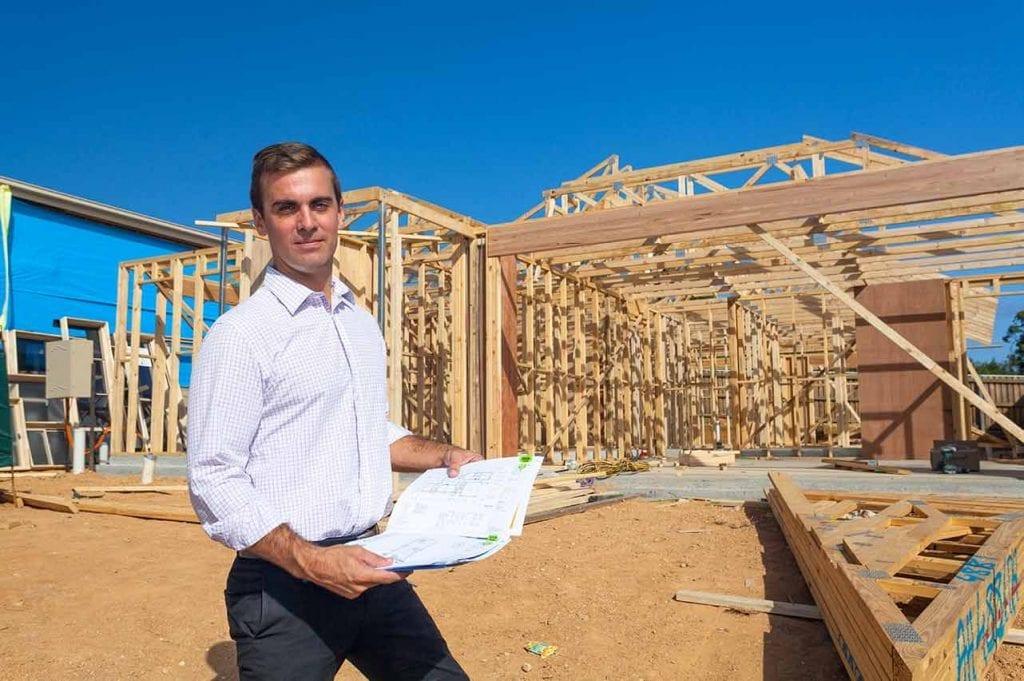 builder onsite