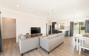 Esplanade home bundaberg lounge
