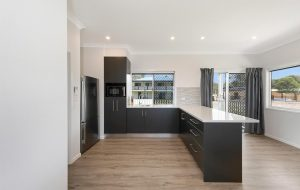 Esplanade home bundaberg kitchen