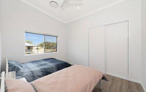 Esplanade home bundaberg bedroom
