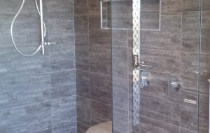 Black Beauty Ct shower