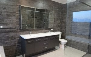 Black Beauty Ct bathroom