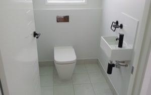 Gibsons Rd Burnett Heads toilet
