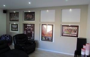 Lamington Court tv room