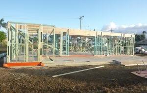 Logan Road Park frame