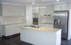 Sergiacomi Court kitchen