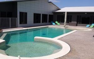 Southwood Court pool