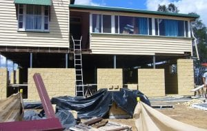 Walkers Road Renovation front house