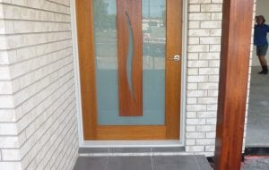 Willow Court front door