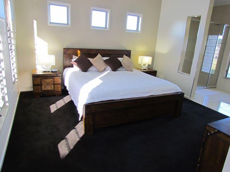 White Bedroom award winning builders bundaberg